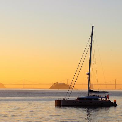Sailing in San Francisco