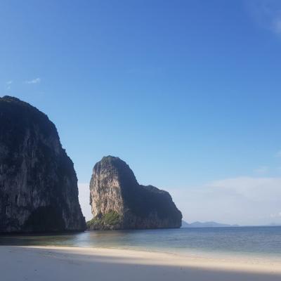 Anchorage in Thailand