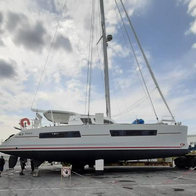 Antifouling Catana 47 Mistress