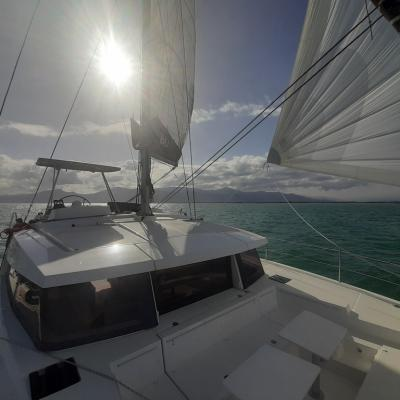 Essai en mer Bali 4.1