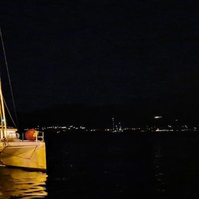 Bali 4.5 in Calvi by night