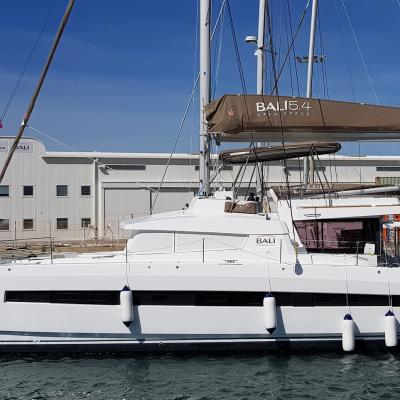 Bali 5.4 - Multihull of the year 2019