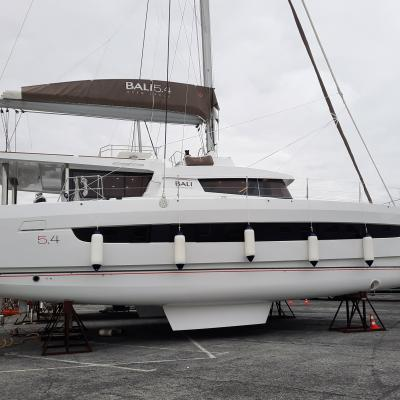 Bali 5.4 in preparation for delivery