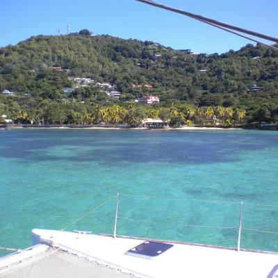 Welcome in Bequia