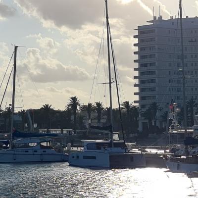 Marina of Bizerte
