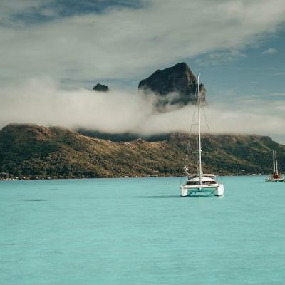 Bora Bora is just amazing