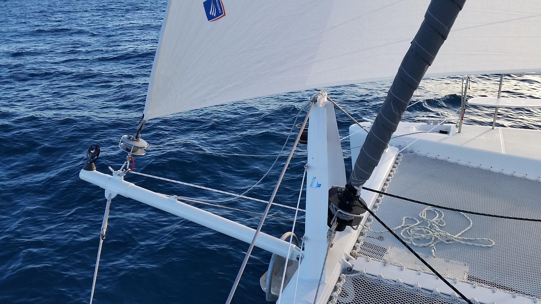 bowsprit Catana 47