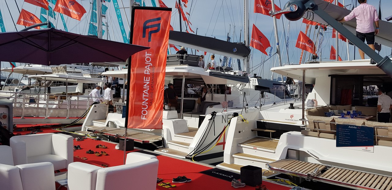 Cannes Boat Show 2019