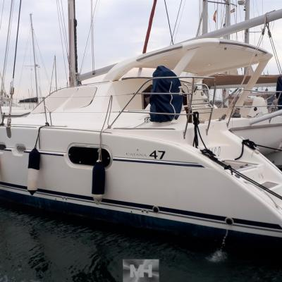 For Sale - Catana 47 owner's version