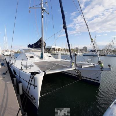 For Sale - Catana 471 Owner's version