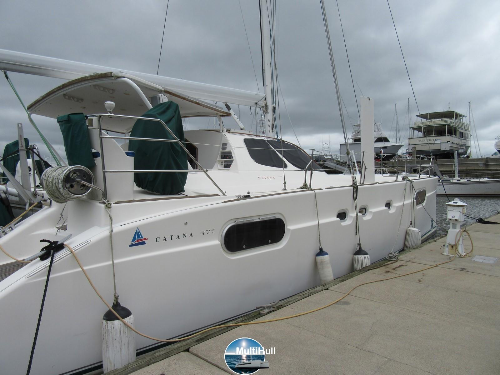 Catana 471 Owner's version