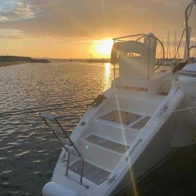 Sunset - Catana 471 l'Avventura
