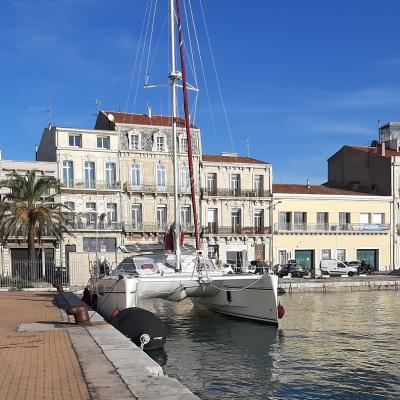 Catana 471 in Sète