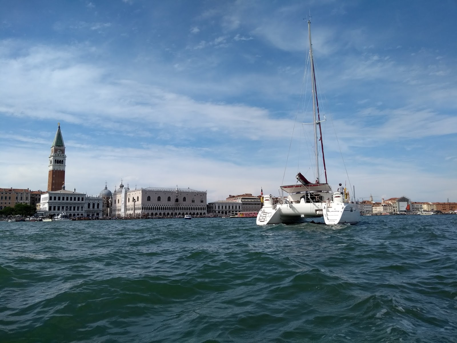 Catana 471 - Venise