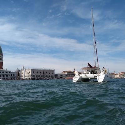 Catana 471 à Venise