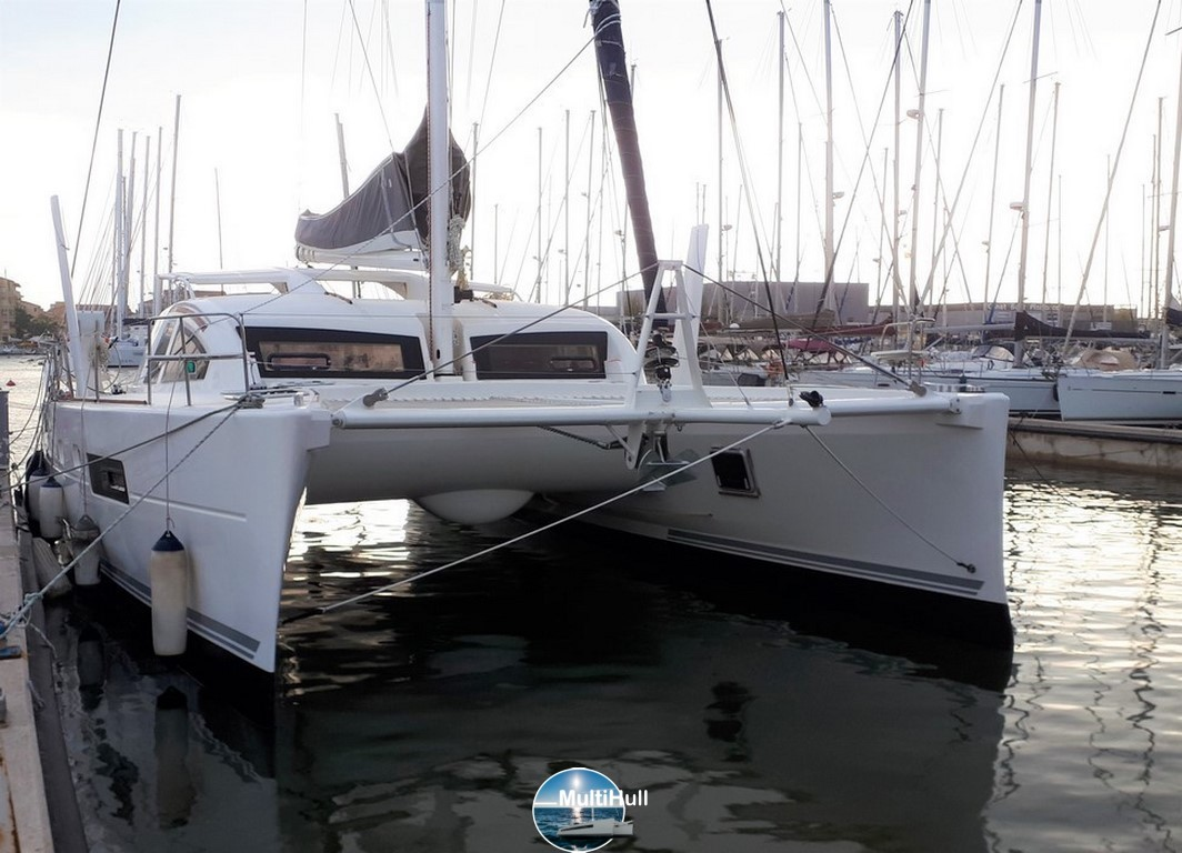 Catana 50 owner's version