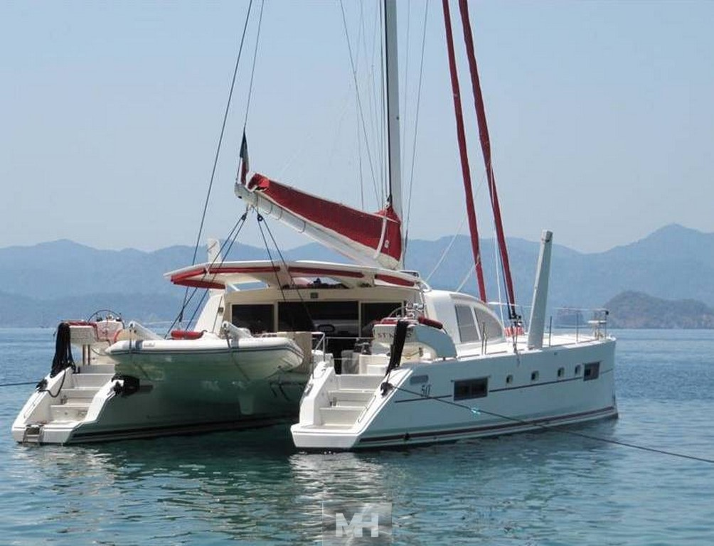 Catana 50 2007 - owner's version