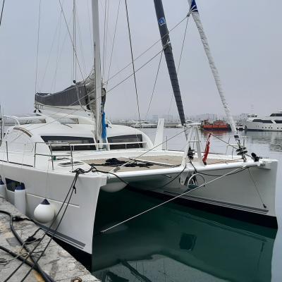 Catana 50 à Gibraltar