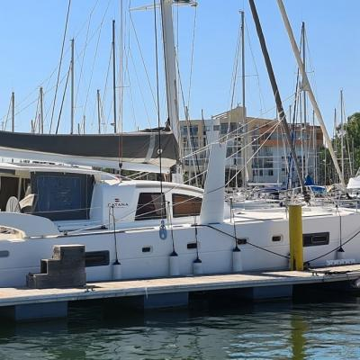 Catana 50 in Saint Cyprien