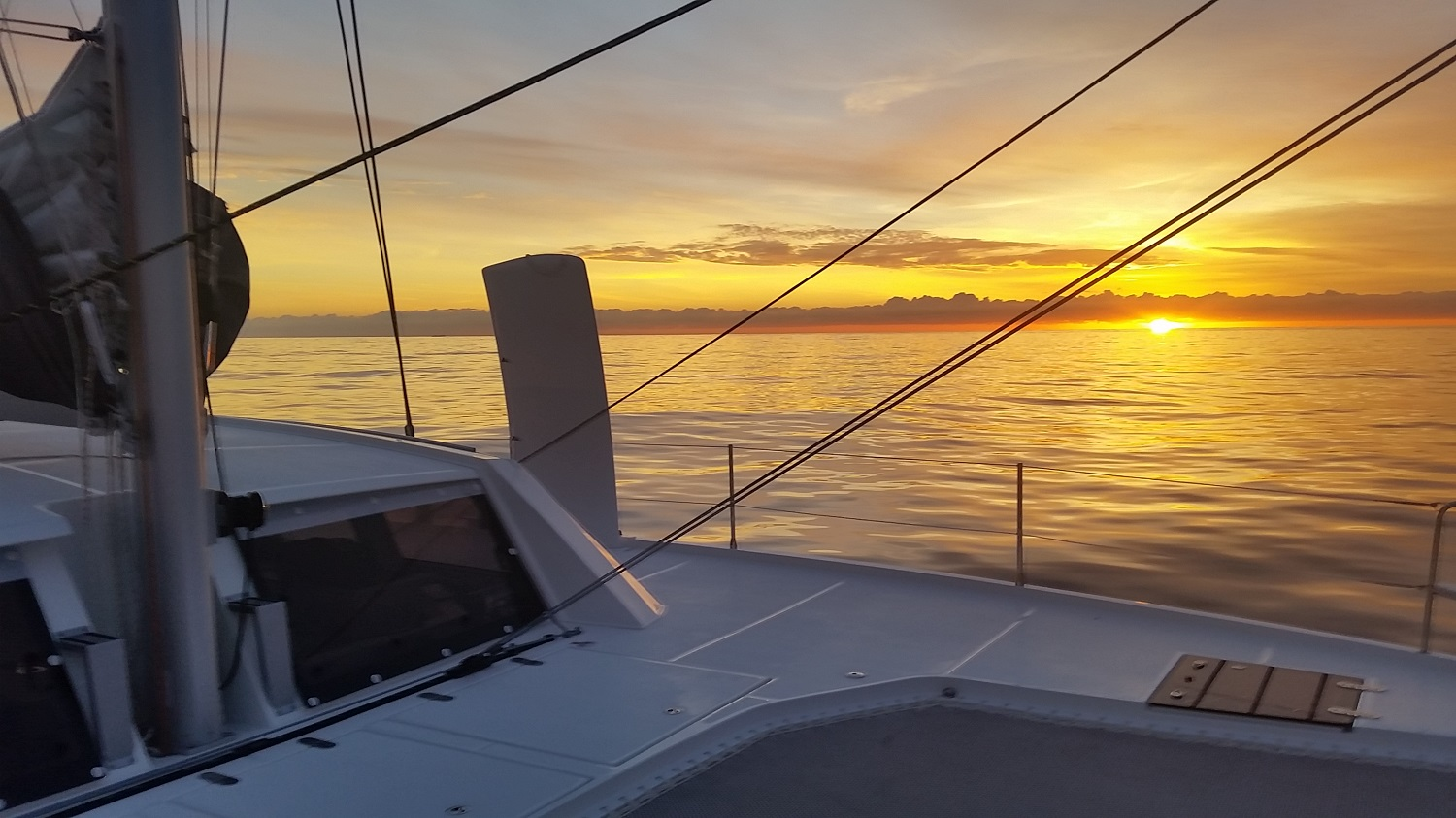 Catana 53 - Sunset