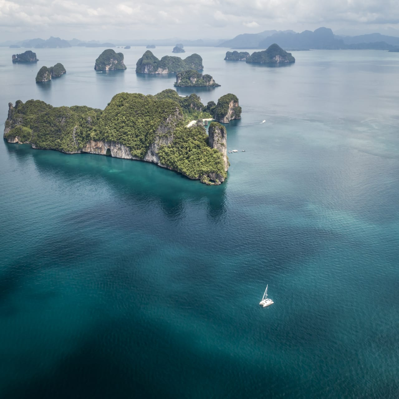 Catana 53 - Thailand