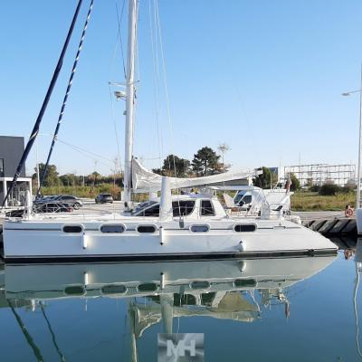 For Sale - Catana 581 Owner's Version