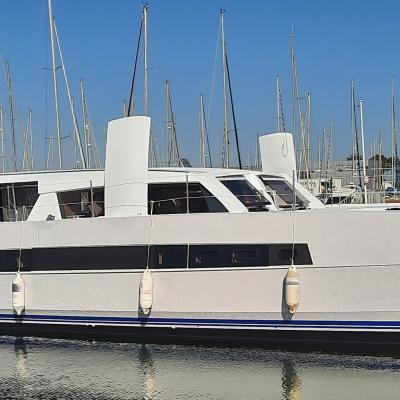 Launching Catana 53 Blue Chip