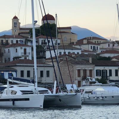 Catana 65 in Greece