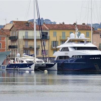 Catana 65 à Saint Tropez