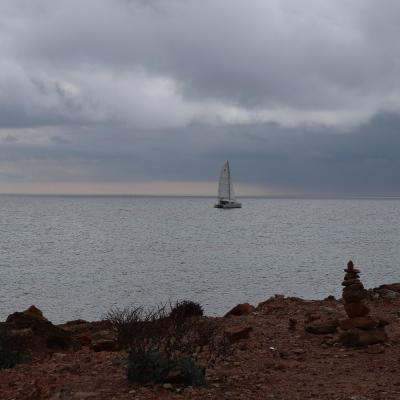 Une journée nuageuse
