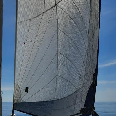 A perfect day to sail - Corsair F27