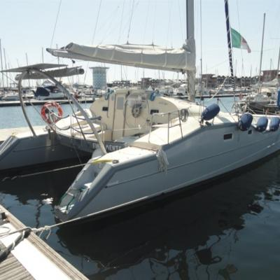 For Sale - Catamaran Lock Crowther