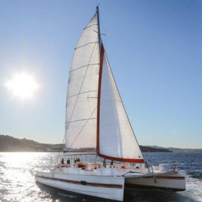 For Sale - Taino Day Charter 21m