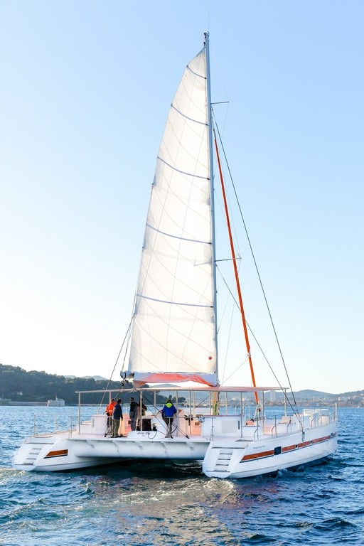 Day charter 21m