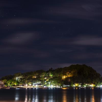 Anchorage in Grenadines