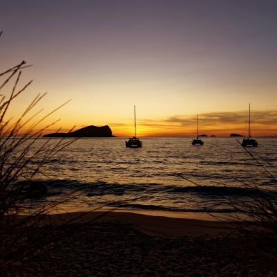 Sunset Cala Comte - Ibiza