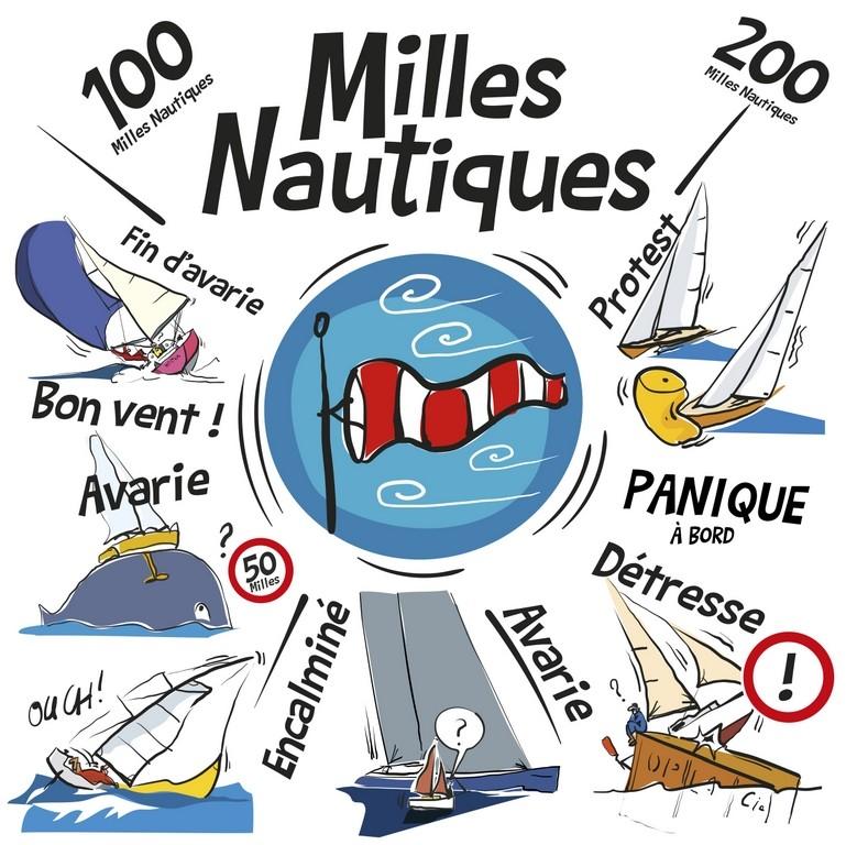 Jeu milles nautiques