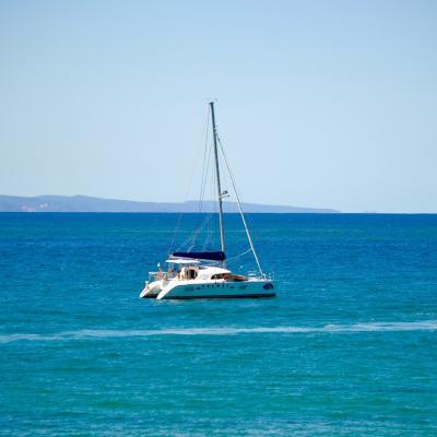 Lagoon 380 en Australie