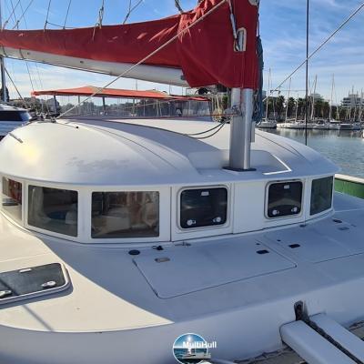 Lagoon 380 Version Propriétaire