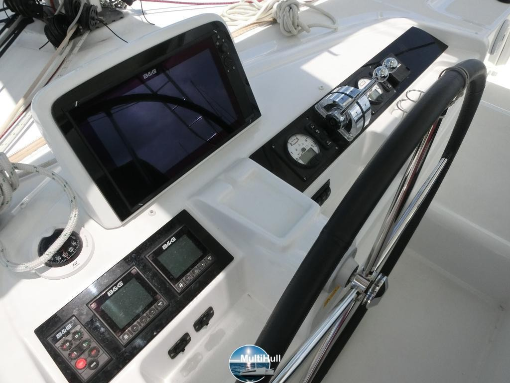 Lagoon 46 owner's version