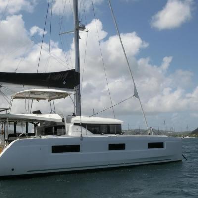 A Vendre - Lagoon 46 version propriétaire