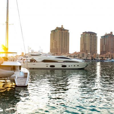 The Cosmopolitan Heart of The Pearl-Qatar