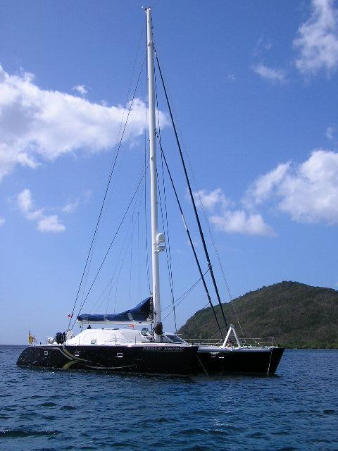 Lagoon 67 - Perle Noire