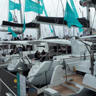 Cannes Yachting Festival - Lagoon Catamarans
