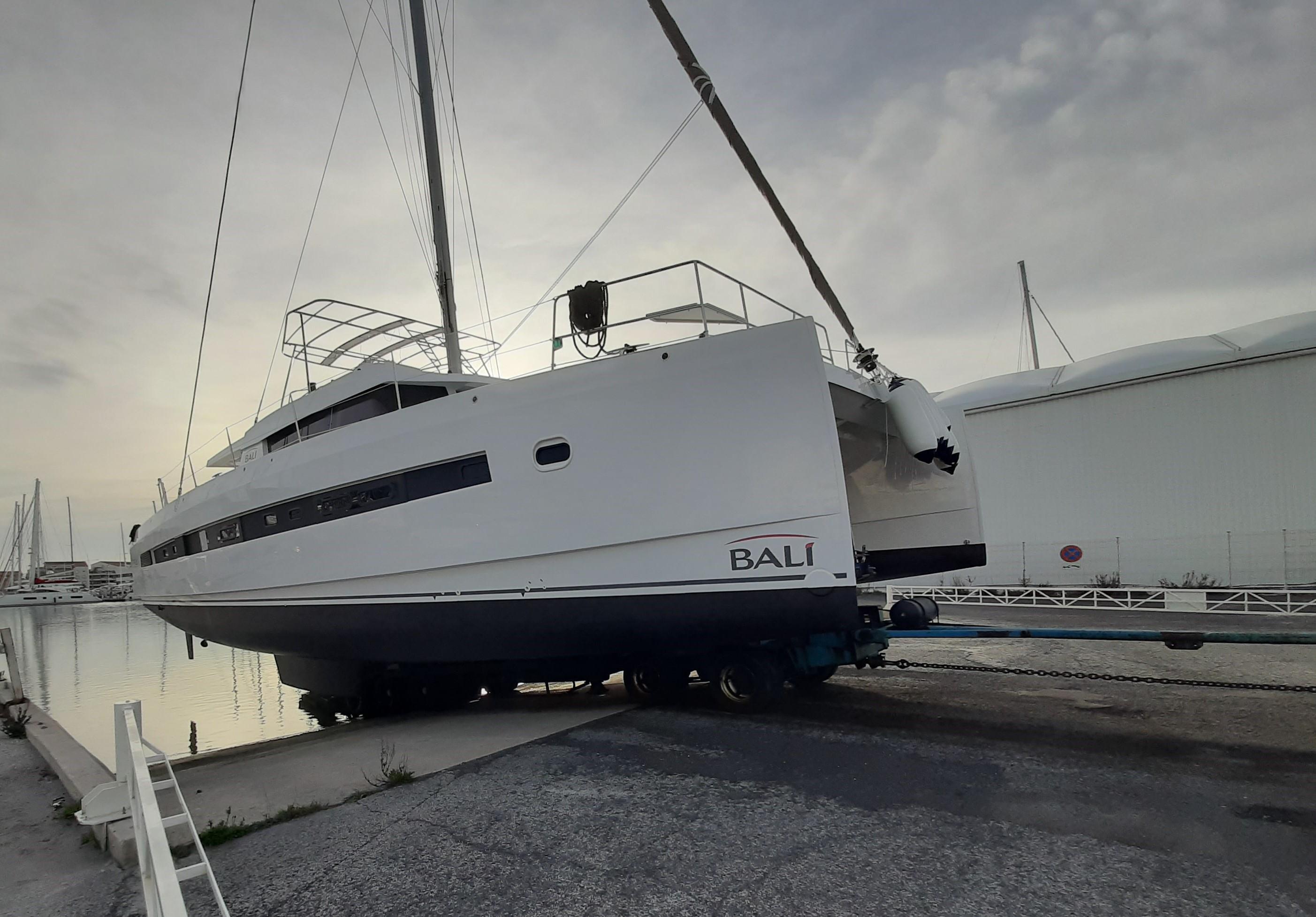 Launching Bali 5.4