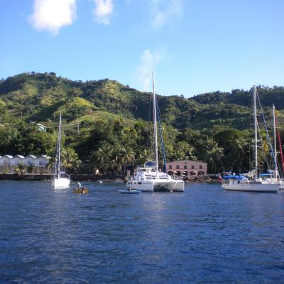 Léopard 40 Classic in St Vincent & Grenadines