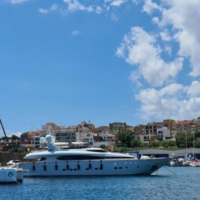 Leopard 45 in Palamos
