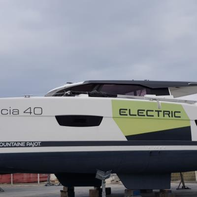 Lucia 40 Electric