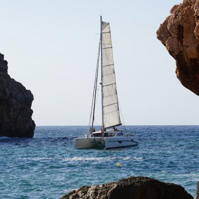 Outremer Catamarans in Mallorca