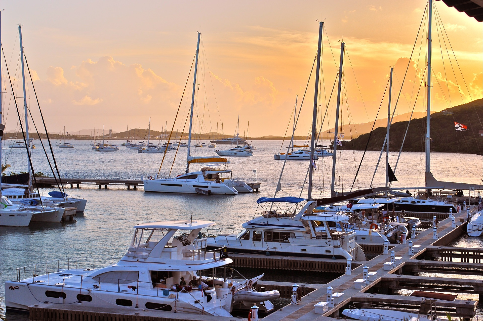 Marina Virgin Islands